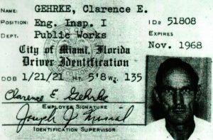Gehrke ID