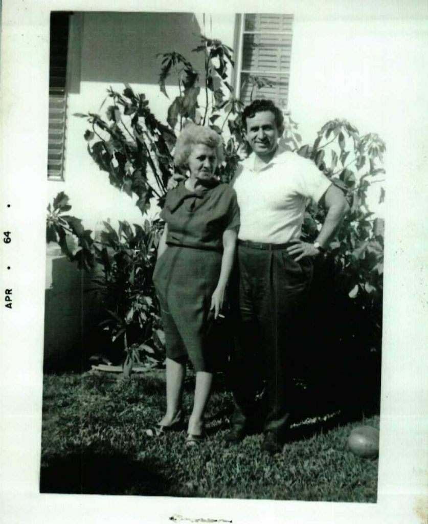 Estelle Oddo April 1964